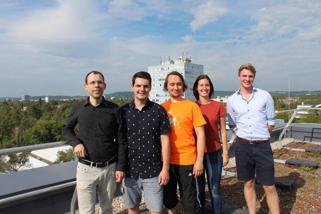 Nanomechanik Gruppe 2020